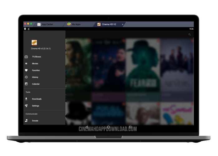 Cinema-hd-app-on-windows-pc